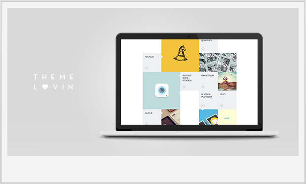 Grido -Responsive Grid WordPress Theme