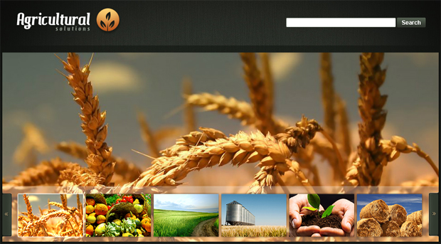 Agricultural Responsive Agriculture WordPress Theme