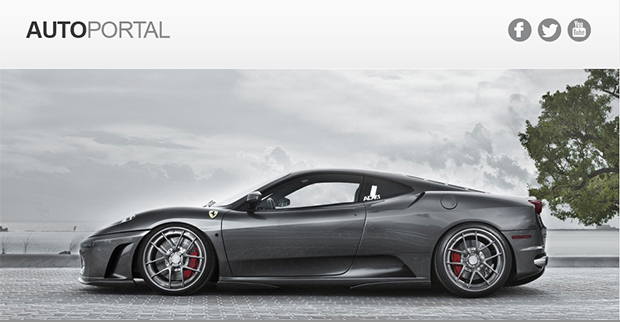 Auto Portal - WordPress Responsive Automotive & Automobile Theme