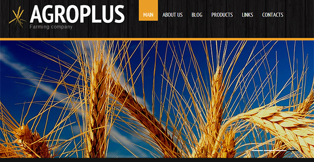 Black and Brown Agriculture - WordPress Responsive Agriculture Themes
