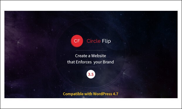 Circle Flip - WordPress Automotive and Automobile Themes