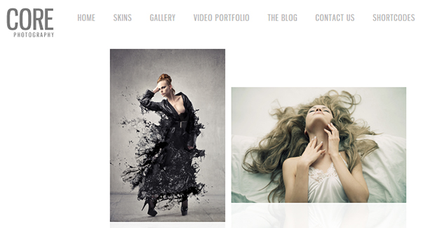 Core - WordPress Responsive Theme