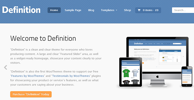 Definition Insurance Agency Theme