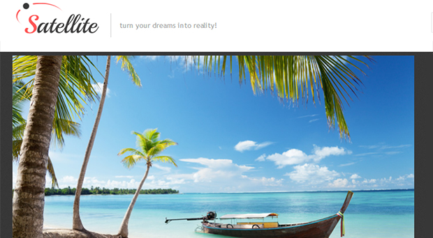 Satellite - WordPress Responsive Travel Theme