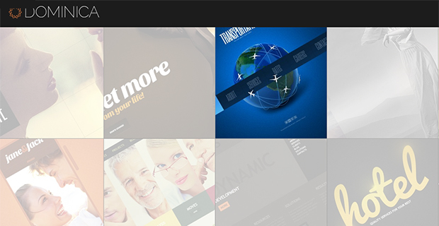 Seco - WordPress Responsive Animated Theme