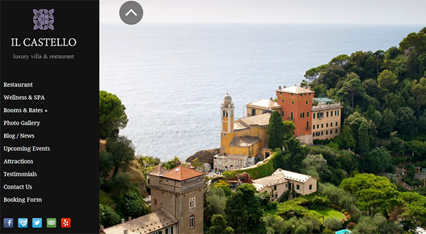 Castello - Tourism WordPress Responsive Theme