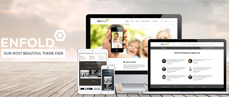 Enfold - Responsive Multi-Purpose Primary School Theme