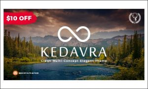 Kedavra - Nail Salon WordPress Responsive Themes