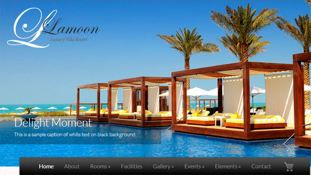 Lamoon - Tourism WordPress Responsive Theme