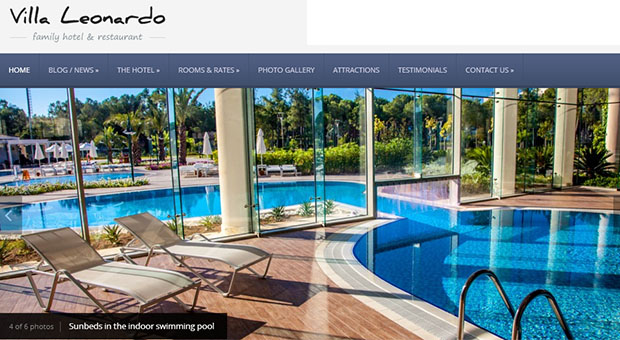 Leonardo - Tourism WordPress Responsive Theme