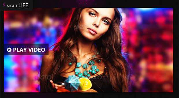 Night Life - Mobile DJ Responsive WordPress Theme