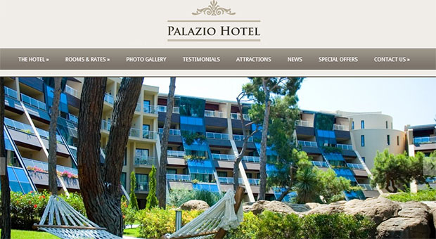 Palazio - Tourism WordPress Responsive Theme