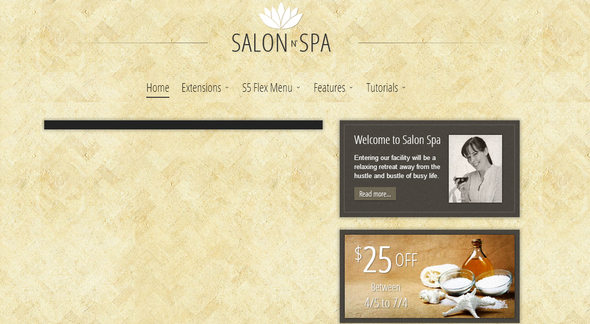 Salon n spa