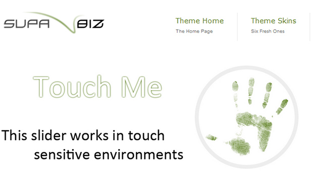 Supa Biz - Digital Farm Responsive WordPress Theme