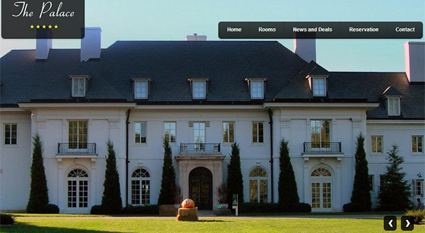 The Palace - Tourism WordPress Responsive Theme