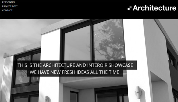 Architecture - Responsive Constructor WordPress Theme