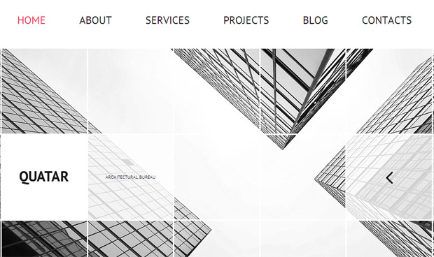 Architecture Services - Responsive Constructor WordPress Theme