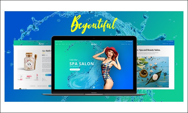 Beyoutiful - WordPress Themes for Salons