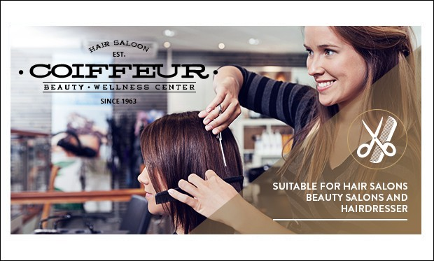 Coiffeur - WordPress Themes for Barber Shops