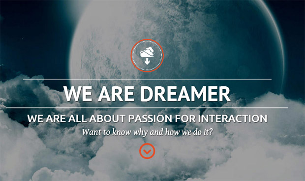 Dreamer - Responsive Video WordPress Theme
