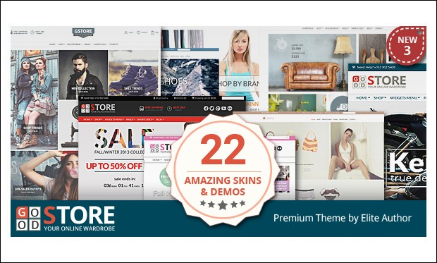 Goodstore - WordPress Themes for Catalogs