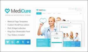 MediCure - WordPress Themes for Acupuncture Websites