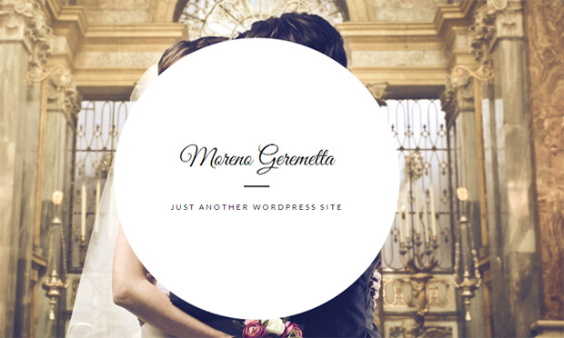 Moreno - Responsive Wedding Theme