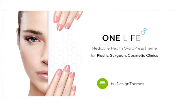 OneLife - WordPress Themes for Medical Websites