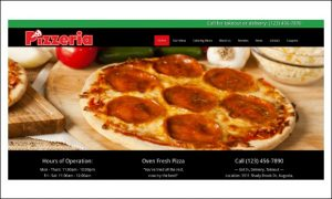Pizzeria - WordPress Themes for Pizza Shop