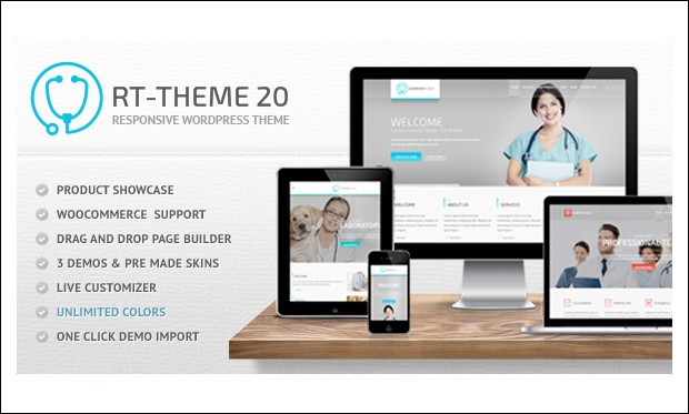 RT- Theme 20 - WordPress Themes for Catalogs