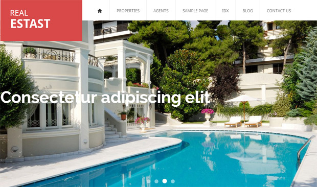Real Estast - Responsive Real Estate Theme
