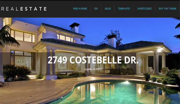 WP Pro Real Estate 5 - Responsive Real Estate Theme
