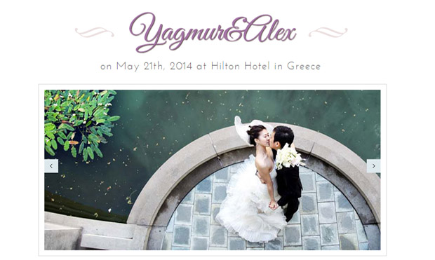 WeddingDay - Responsive Wedding Theme