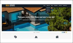 White Real Estate - Responsive WordPress Themes for Real Estate Agents