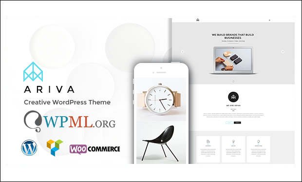 Ariva - Dance School or Studio WordPress Themes
