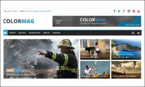 ColorMag - WordPress Themes for NewsPaper Sites