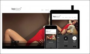 Divine - Fashion Model Agency WordPress Themes