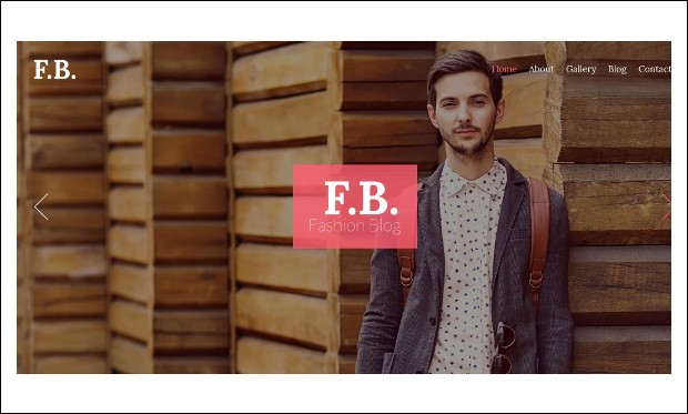 Fashion - Fashion Model Agency WordPress Themes