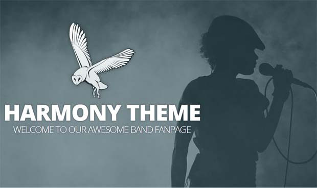 Harmony Band - Responsive eCommerce WordPress Theme