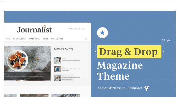 Journalist - Journalist WordPress Themes