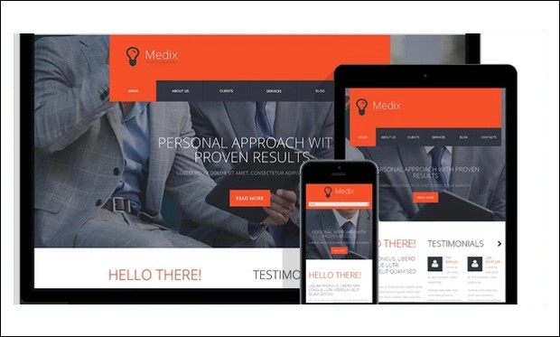 Proad Agency - Advertising Portfolio WordPress Themes