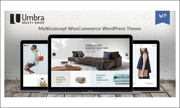 Umbra - WordPress Themes for eCommerce Sites