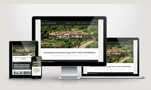 WP Pro Real Estate 5 - Commercial Real Estate WordPress Theme