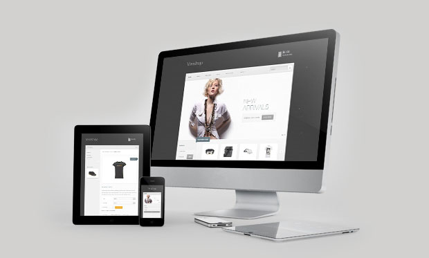 Viroshop - Store WordPress Theme