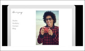 Dorsey - Responsive WordPress Themes