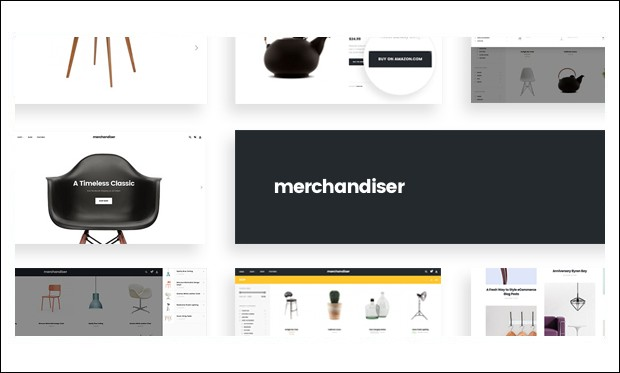 Merchandiser - Responsive WordPress Themes