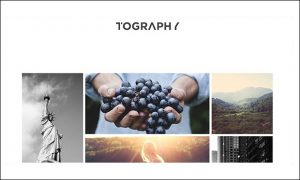 Tography - Photographer WordPress Themes