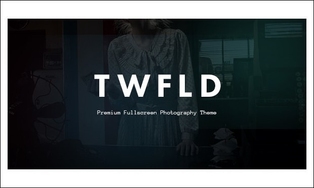 TwoFold Photography - Photographer WordPress Themes