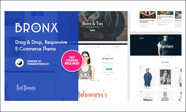 Bronx - WooCommerce WordPress Themes
