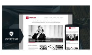 The Practice - WordPress Themes for Lawyers and Attorneys